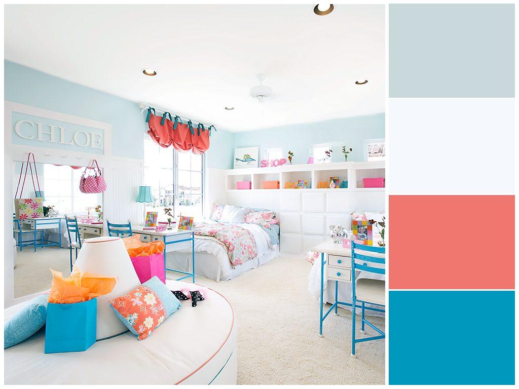 Chọn màu sơn hợp lý cho bé thật phù hợp để bé thỏa sức sáng tạo