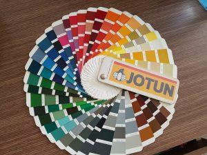 sơn jotun của nước nào sản xuất