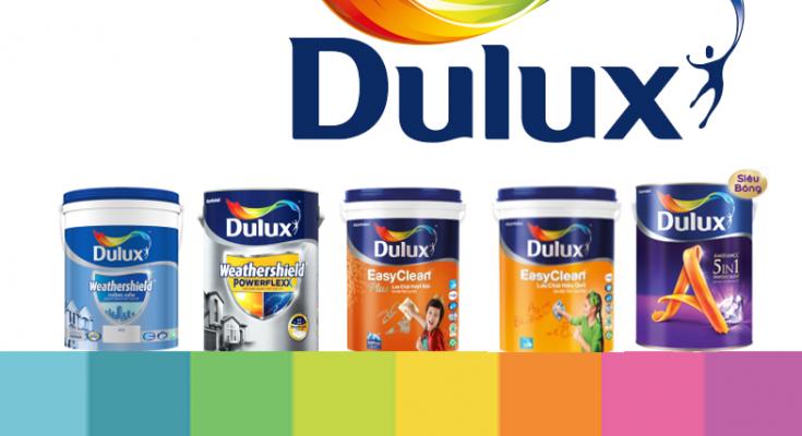 1 thùng sơn Dulux bao nhiêu tiền